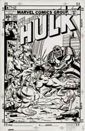 Hulk #205 Cover Commission
