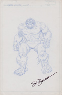 MU Hulk Pin-Up