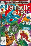 Fantastic Four #246 Cover