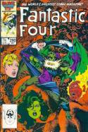 FF #290 Cover